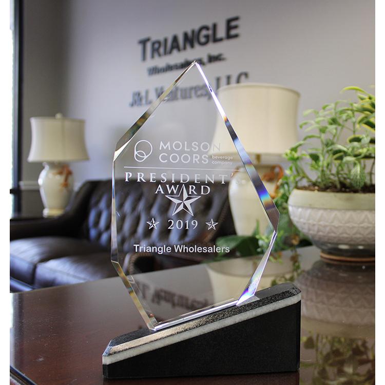 Molson Coors President Award