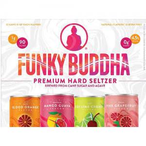 Funky Buddha Hard Seltzer