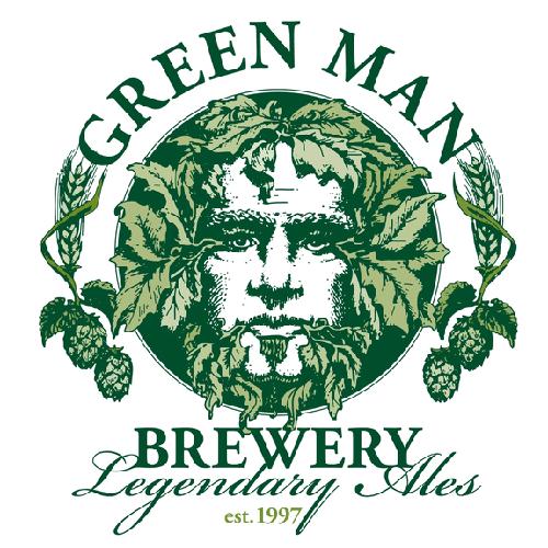 green man brewing logo