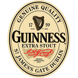 Guinness Extra Stout logo