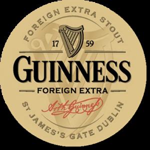 Guinness Foreign Extra logo