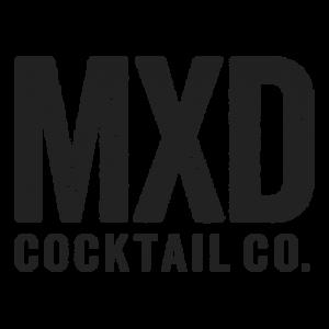 MXD Black Logo