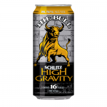 Schlitz High Gravity can