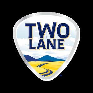 Two Lane Lager logo